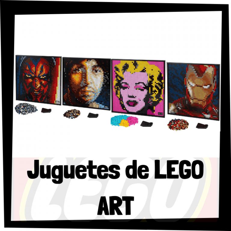 Lee más sobre el artículo Juguetes de LEGO ART