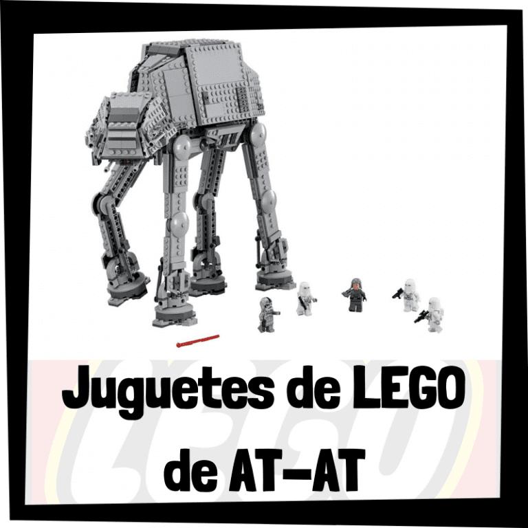Lee más sobre el artículo Juguetes de LEGO de AT-AT