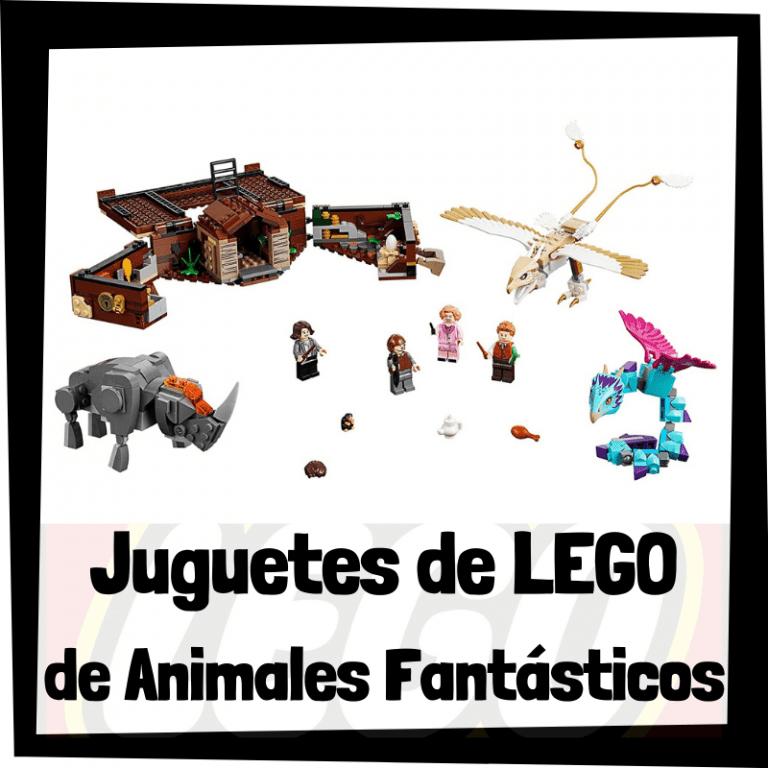 Lee más sobre el artículo Juguetes de LEGO de Animales Fantásticos