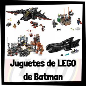 Juguetes de LEGO de Batman de DC de LEGO SUPER HEROES - Sets de lego de Batman