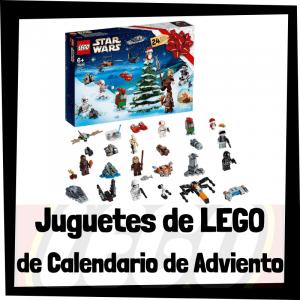 Juguetes de LEGO de Calendario de Adviento