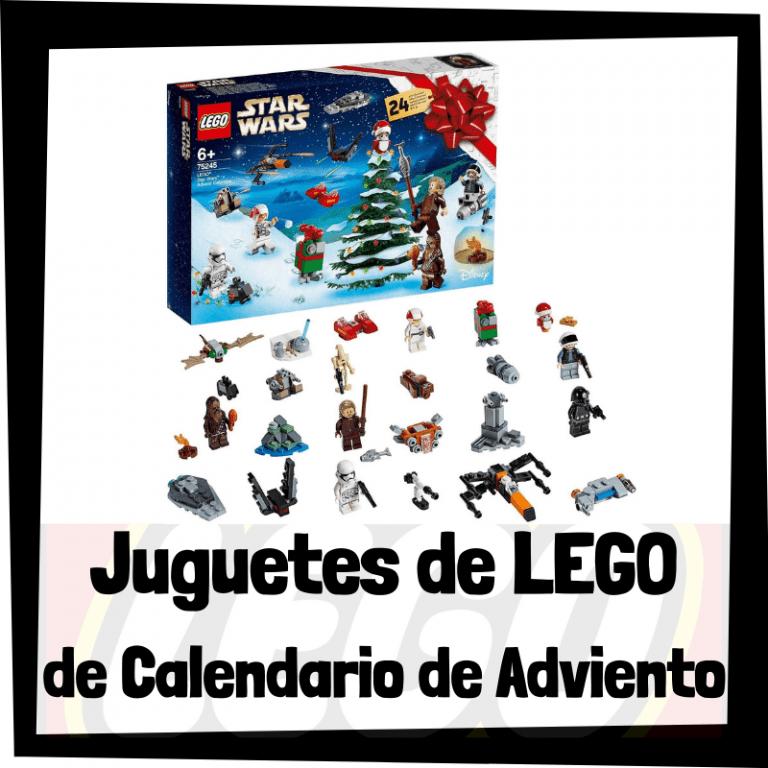 Lee más sobre el artículo Juguetes de LEGO de Calendario de Adviento