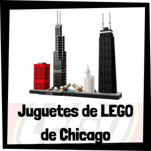 Juguetes de LEGO de Chicago