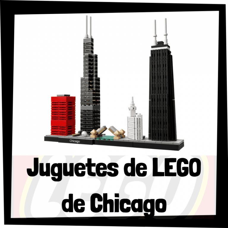Lee más sobre el artículo Juguetes de LEGO de Chicago