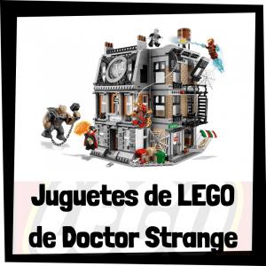 Juguetes de LEGO de Doctor Strange