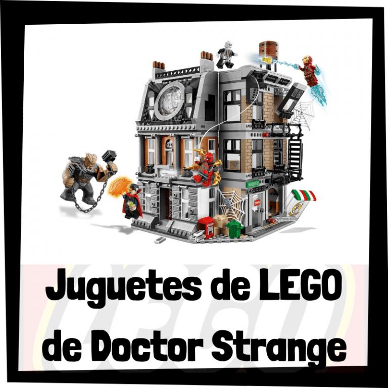 Lee más sobre el artículo Juguetes de LEGO de Doctor Strange