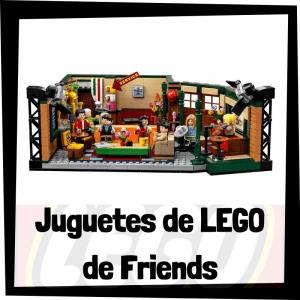 Juguetes de LEGO de Friends