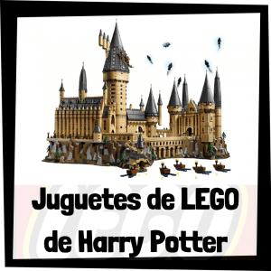 Juguetes de LEGO de Harry Potter