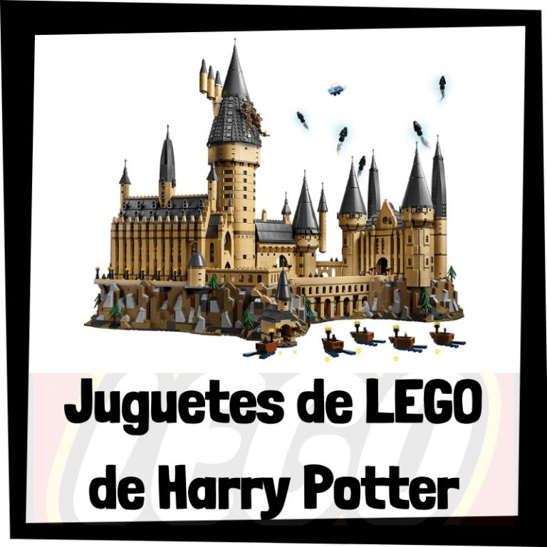 Lee más sobre el artículo Juguetes de LEGO de Harry Potter