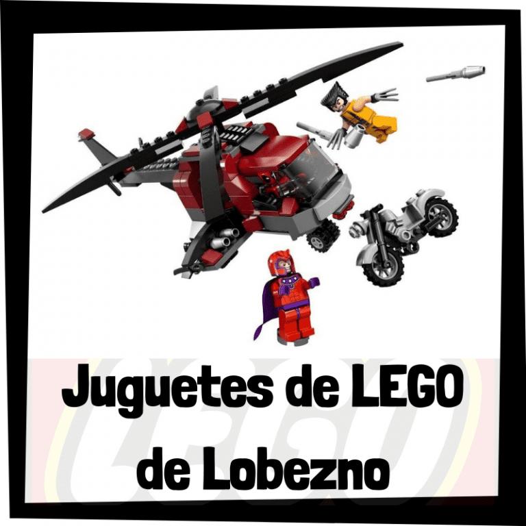 Lee más sobre el artículo Juguetes de LEGO de Lobezno