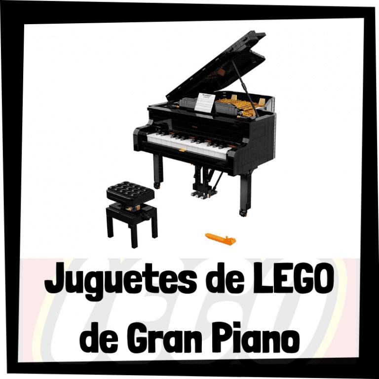 Lee más sobre el artículo Juguetes de LEGO de Piano