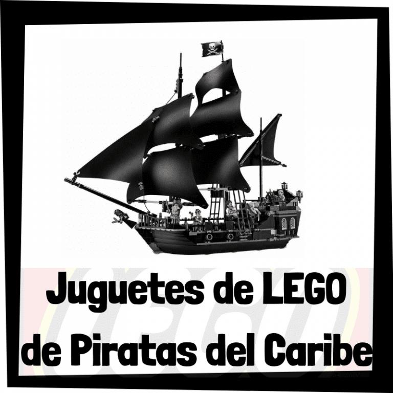 Lee más sobre el artículo Juguetes de LEGO de Piratas del Caribe