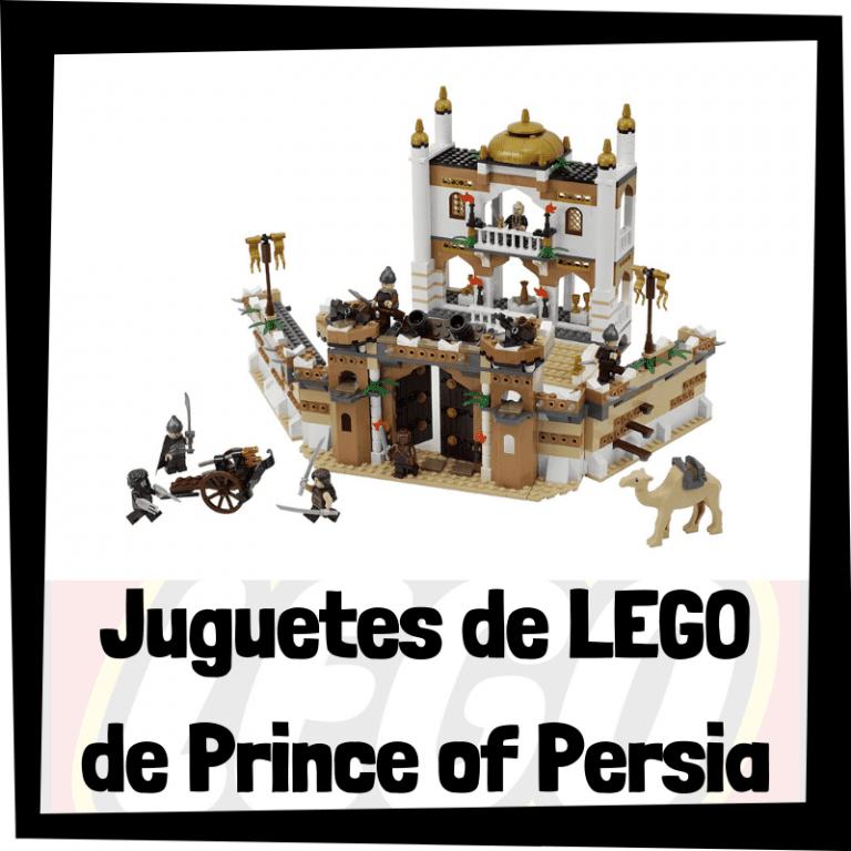 Lee más sobre el artículo Juguetes de LEGO de Prince of Persia