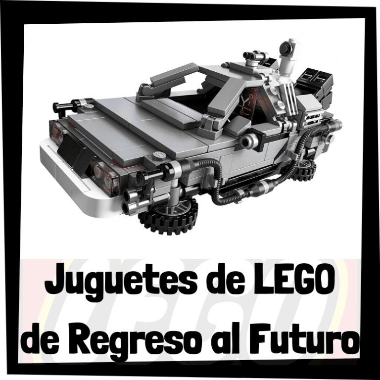 Lee más sobre el artículo Juguetes de LEGO de Regreso al Futuro