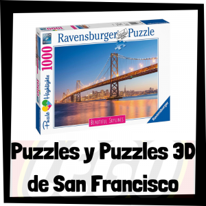 Juguetes de LEGO de San Francisco - Sets de lego de construcción de la ciudad de San Francisco