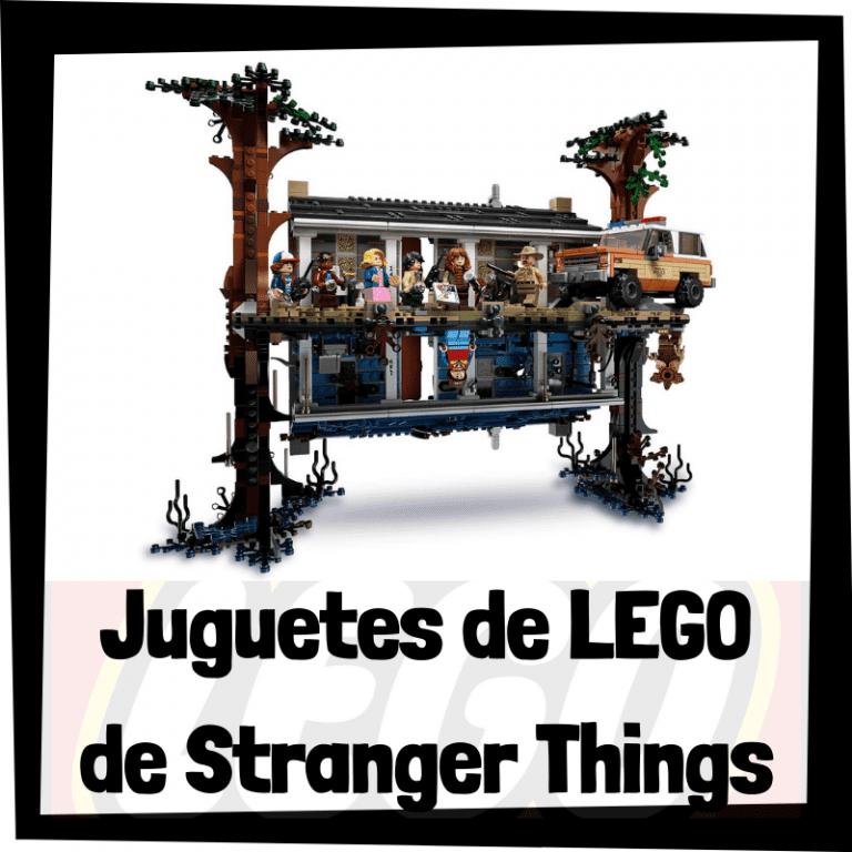 Lee más sobre el artículo Juguetes de LEGO de Stranger Things