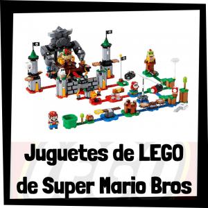 Juguetes de LEGO de Super Mario Bros