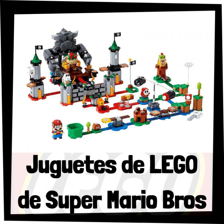 Lee más sobre el artículo Juguetes de LEGO de Super Mario Bros