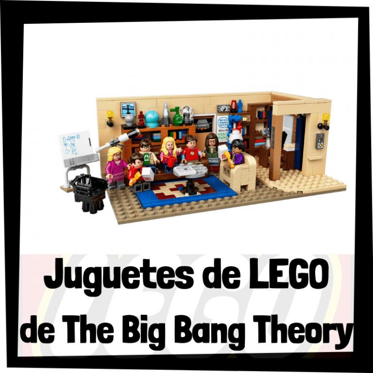 Lee más sobre el artículo Juguetes de LEGO de The Big Bang Theory
