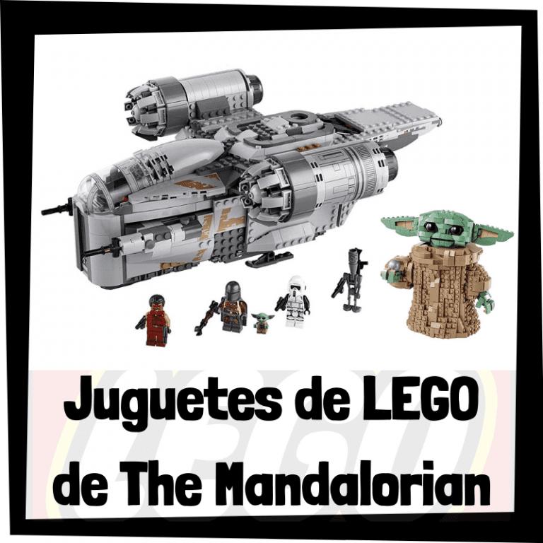 Lee más sobre el artículo Juguetes de LEGO de The Mandalorian