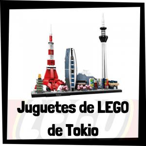 Juguetes de LEGO de Tokio
