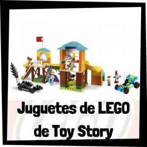 Juguetes de LEGO de Toy Story