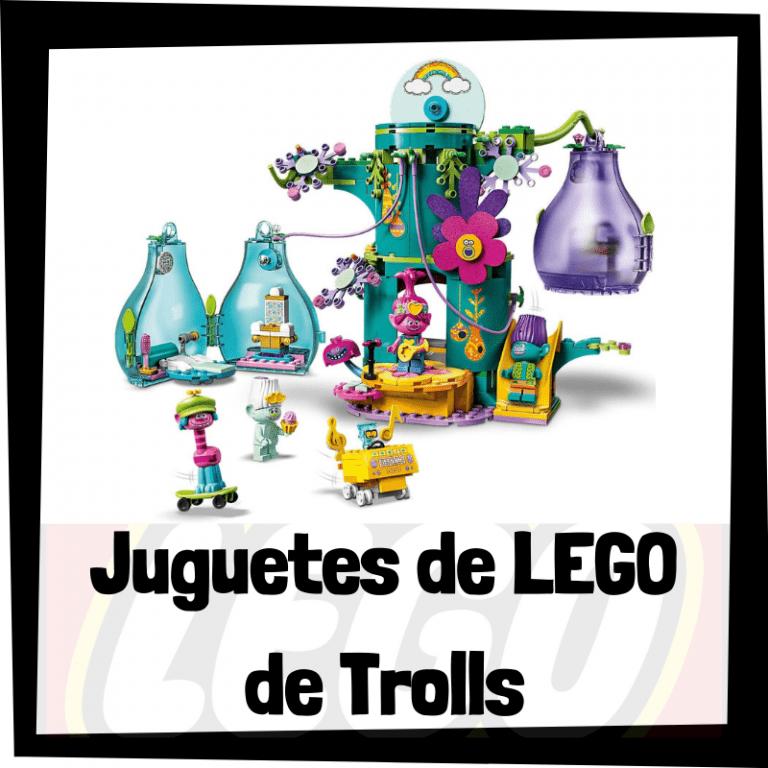 Lee más sobre el artículo Juguetes de LEGO de Trolls