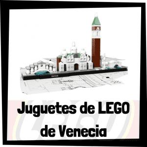 Juguetes de LEGO de Venecia