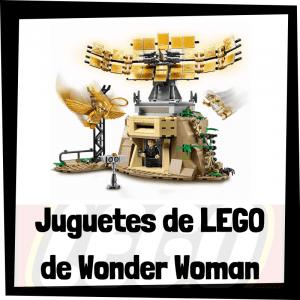Juguetes de LEGO de Wonder Woman