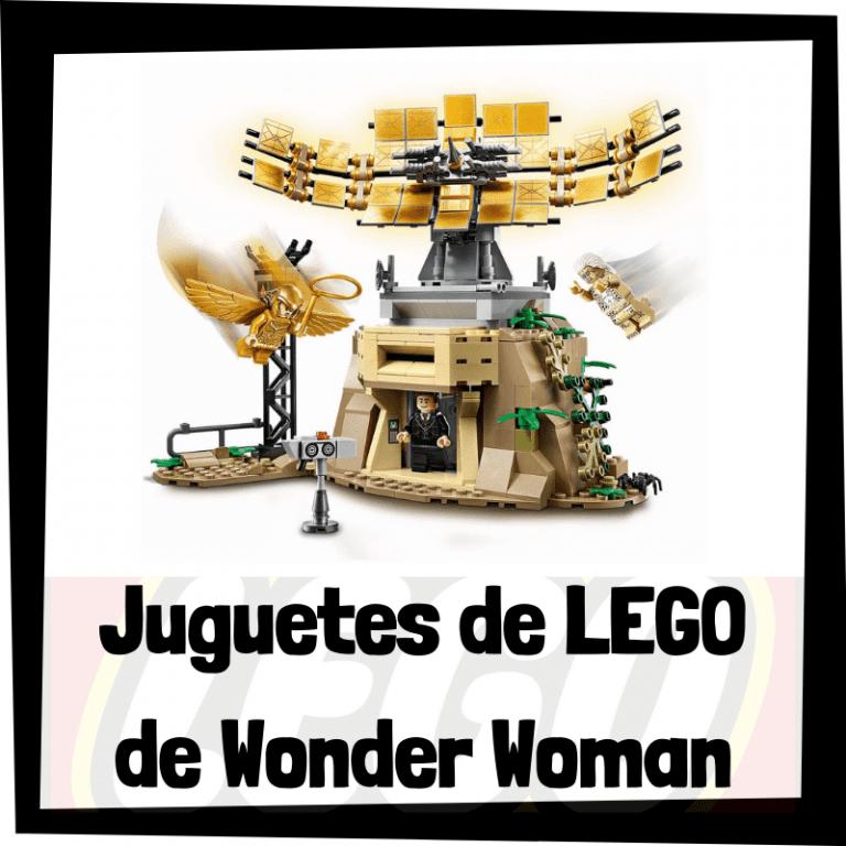 Lee más sobre el artículo Juguetes de LEGO de Wonder Woman