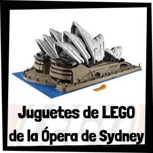 Juguetes de LEGO de la Ópera de Sídney – Sydney