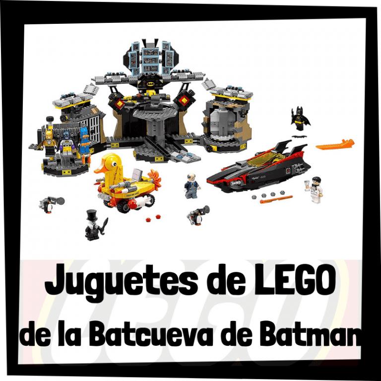 Lee más sobre el artículo Juguetes de LEGO de la Batcueva de Batman