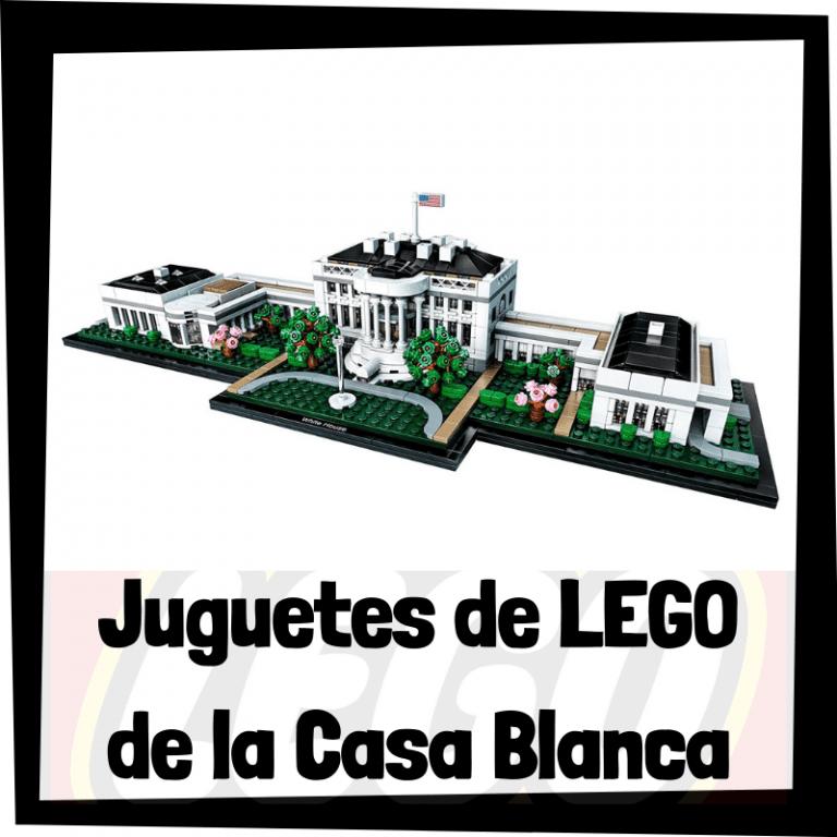Lee más sobre el artículo Juguetes de LEGO de la Casa Blanca