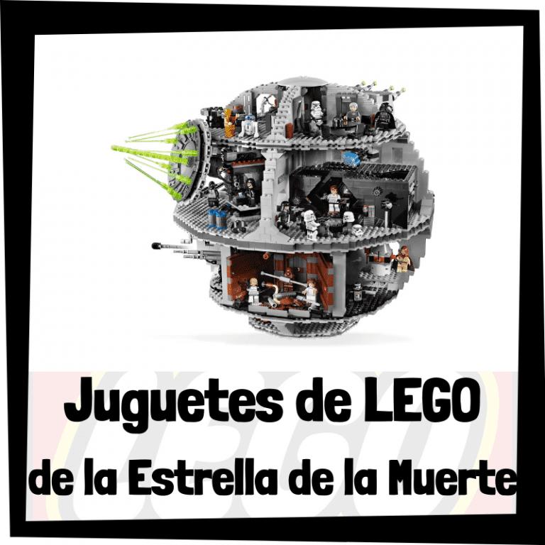 Lee más sobre el artículo Juguetes de LEGO de la Estrella de la Muerte