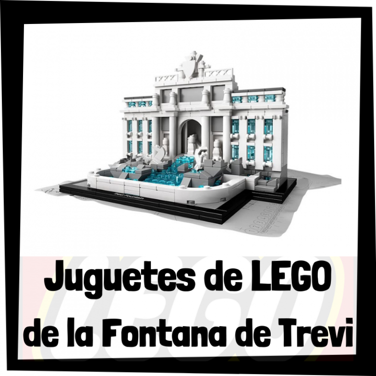 Lee más sobre el artículo Juguetes de LEGO de la Fontana de Trevi