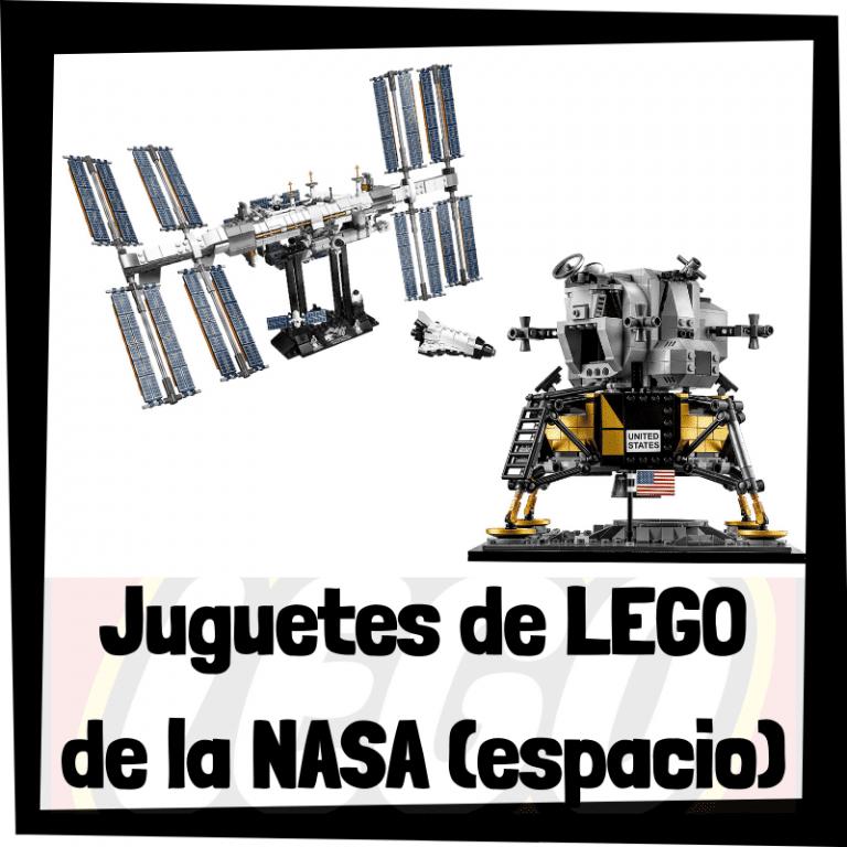 Lee más sobre el artículo Juguetes de LEGO de la NASA