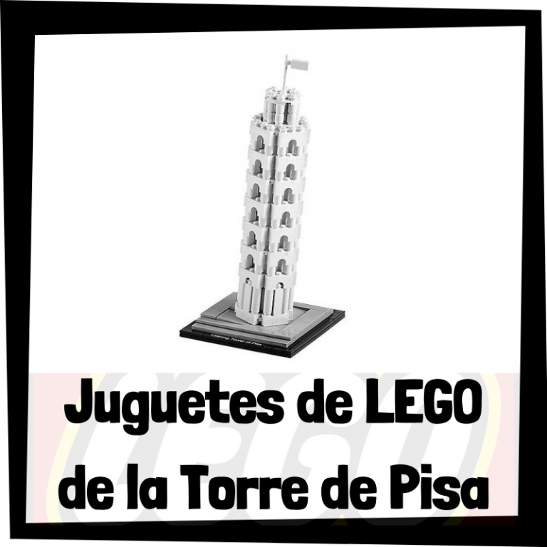 Lee más sobre el artículo Juguetes de LEGO de la Torre de Pisa
