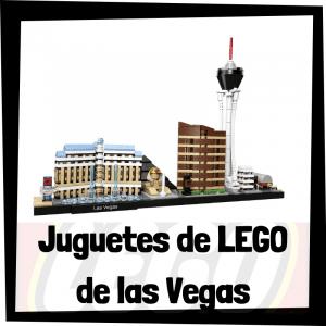 Juguetes de LEGO de Las Vegas