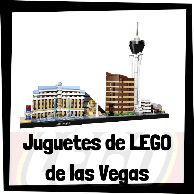 Lee más sobre el artículo Juguetes de LEGO de Las Vegas