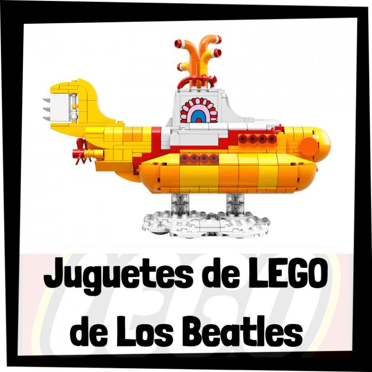 Lee más sobre el artículo Juguetes de LEGO de los Beatles