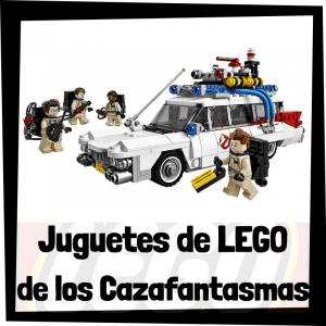 Juguetes de LEGO de los Cazafantasmas - Ghostbusters
