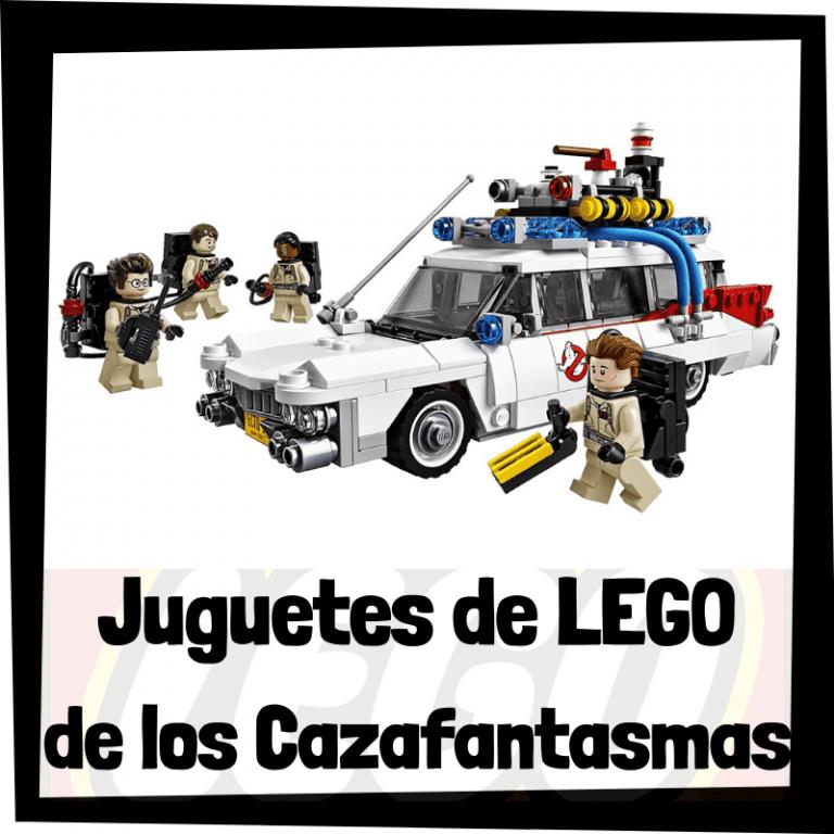 Lee más sobre el artículo Juguetes de LEGO de los Cazafantasmas – Ghostbusters