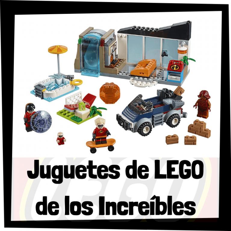Lee más sobre el artículo Juguetes de LEGO de los Increíbles