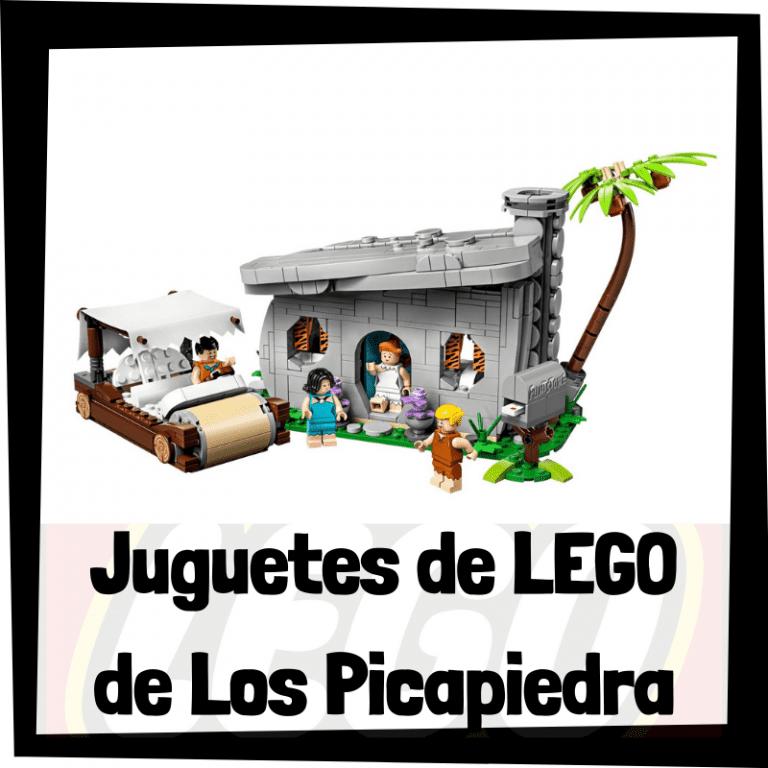 Lee más sobre el artículo Juguetes de LEGO de los Picapiedra