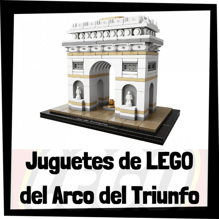 Lee más sobre el artículo Juguetes de LEGO del Arco del Triunfo