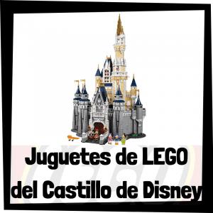 Juguetes de LEGO del Castillo de Disney