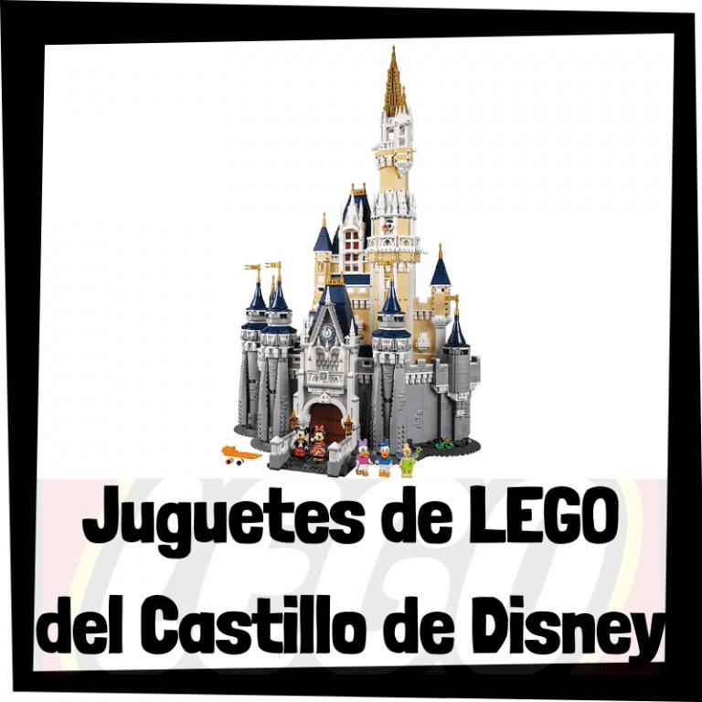 Lee más sobre el artículo Juguetes de LEGO del Castillo de Disney