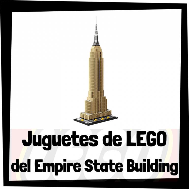 Lee más sobre el artículo Juguetes de LEGO del Empire State Building