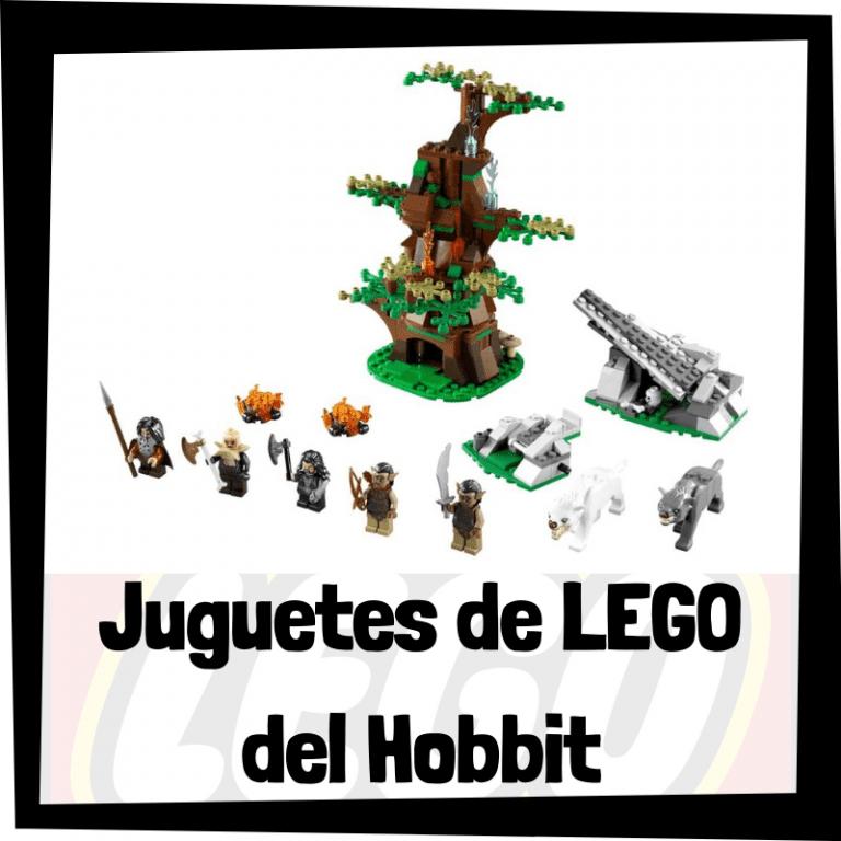 Lee más sobre el artículo Juguetes de LEGO del Hobbit