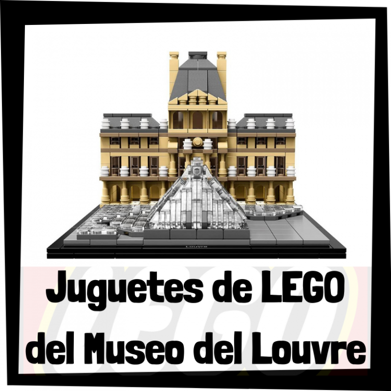 Lee más sobre el artículo Juguetes de LEGO del Museo del Louvre